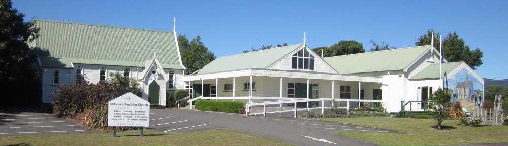 St. Peter's Anglican Church, Katikati, NZ